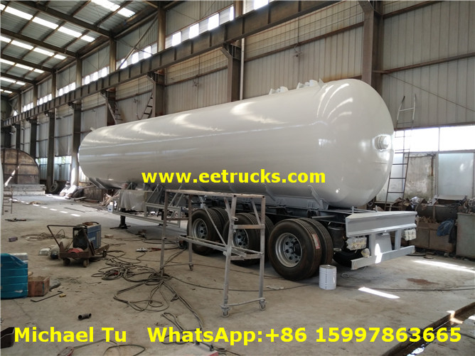 Used Lpg Tanker Trailers
