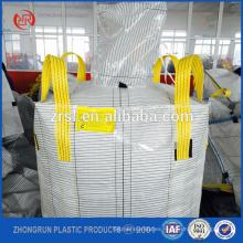 Los bolsos tejidos a granel conductores pp de los bolsos defienden el bolso de la fibra 105 X105 X110