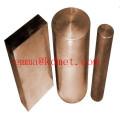 WCu Plaque / Cuivre Feuille de tungstène / Plaque d'échappement / Plaque de cuivre en tungstène
