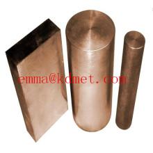 WCU Placa / Hoja de Tungsteno de Cobre / Chapa de Disipador de Calor / Placa de Tungsteno de Cobre