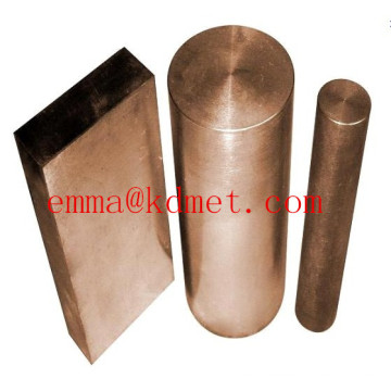 Non-Ferrous Metal-Pure Tungsten Copper Sheet