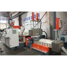 Máquina granuladora de plástico de extrusión de reciclaje de plástico