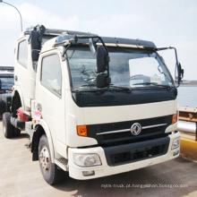 Caminhão tanque de água Dongfeng com Captain Chassis