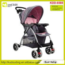 Carrinho de criança de bebê NOVO com adaptador, ele apropriado para o assento do gato ASTM F833-2010 / EN1888-2012