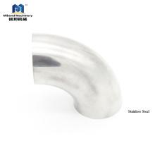Raccords de tuyaux sanitaires en acier inoxydable 304 de haute qualité utiles OEM personnalisés