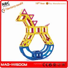 Jouets magnétiques pour bébé bricolage