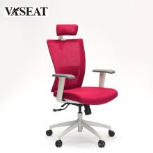 Besprechungszimmer Bürostuhl komfortabler Stoff hoher Rückenlehne Bürostuhl Bürostuhl mit verstellbarer Armlehne