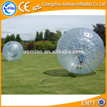Updated machines cheap price hot sale zorb ball for bowling