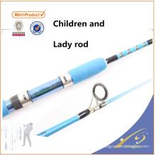 USR004 venda Quente por atacado pesca tackle pole crianças e lady rod
