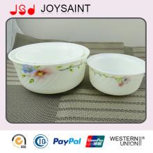 Keramikschüssel geliefert von China Factory für Großhandel Salat Schüssel