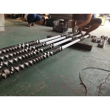 twin screw extruder screw elements Screw shaft
