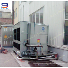 Copper Tube HVAC Cooling Equipment Water Tank