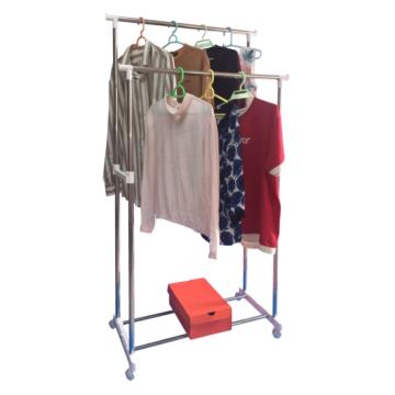 Wäscheständer für Platzersparnis