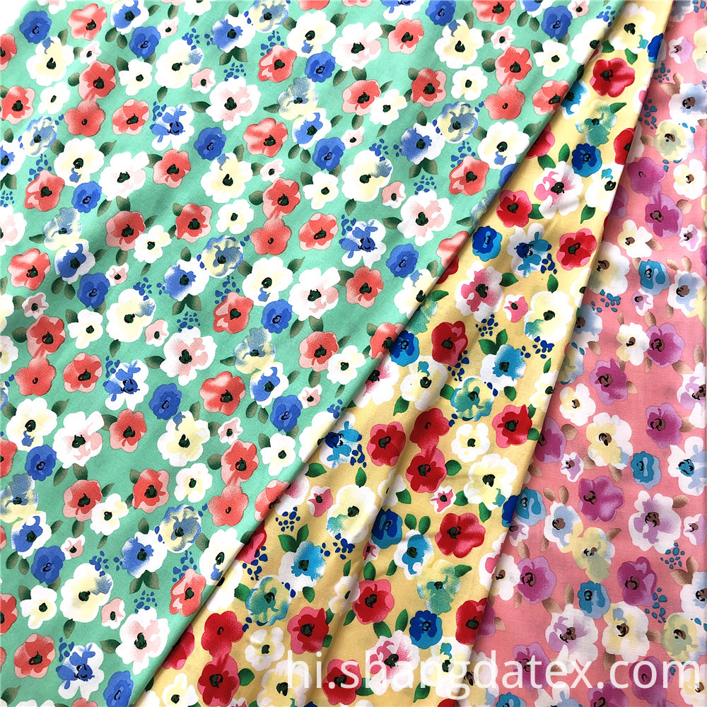 45s Rayon Prints Small Flower