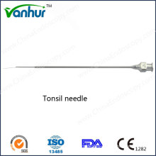 E. N. T Surgical Instruments Tonsil Needle
