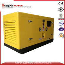 64kw Freight Included Fuel Tank Generator for Remote Area