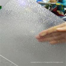Матовый твердый дверной полупрозрачный лист из поликарбоната и лексана