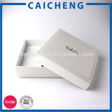 Boîte d'emballage de papier imprimé de couleur de haute qualité pour les cosmétiques