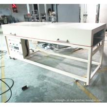 Secador de túnel infravermelho de tecido de onda média TM-IR600-15 1500mm 200c