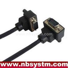 Especificação do cabo VGA personalizado sem limite de comprimento