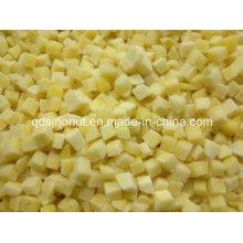 Frozen Yellow Peach Diced (5X5mm & 10X10mm)
