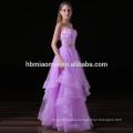 2017 Amazon hot sell 2pcs set chiffon floor length bridesmaid dress off shoulder lilac bridesmaid dress for western wedding wear