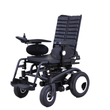 Всесильная электрическая инвалидная коляска