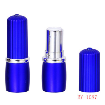 Fruity Dark Blue Lipstick Tube
