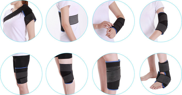 flexible ice pack
