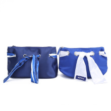 2016 Wholesale Custom Makeup Travel Promotional Fashion Cosmetic Bags