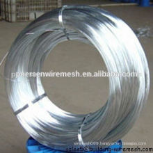high quality low carbon electric galvanized wire