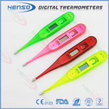 Termómetro electrónico transparente Henso