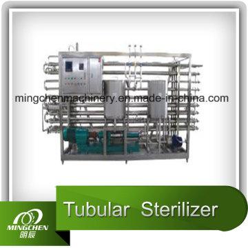 Fruit Juice/ Green Tea Tubular Sterilizer