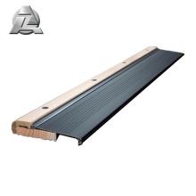 cobre o perfil de porta de alumínio limiar por alibaba