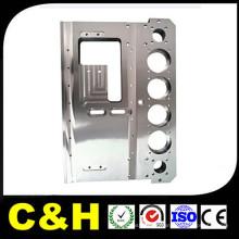 Precisão feito sob encomenda aço inoxidável CNC usinagem peças