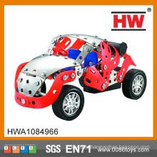 Новый образовательный металл и пластиковые игрушки Diy Rc Car Kit