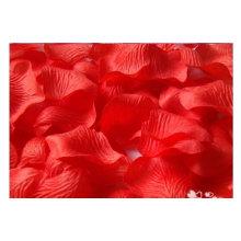 Venta al por mayor de pétalos de flores artificiales para la decoración de la boda