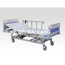 A-14 cama de hospital elétrica de três funções