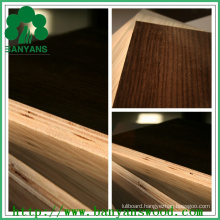 Furniture and Cabinet Grade Melamine or PVC Plastic Faced Plywood