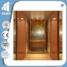 Zhejiang Hersteller Vvvf Maschine Roomless Villa Aufzug