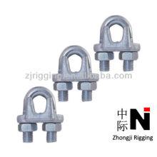 JIS Drop Type de serrage de câble d'acier forgé
