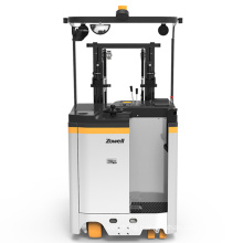 electric stacker with scale