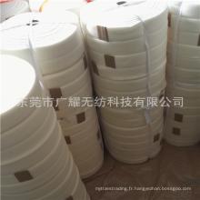 Coton aramide ignifuge et isolant thermique