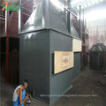 Colector de polvo de múltiples ciclones para el tratamiento de gases de combustión de la caldera de biomasa
