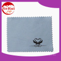 Multicolor Customed Microfiber Chamois Cloth for Cleaning Jewelry