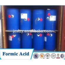 Formic Acid 85% Min /cas no.:64-18-6, formic acid producer China