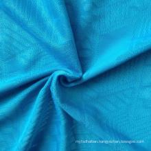 Poly/Spandex Knitting Jacquard Fabric (QF13-0690)