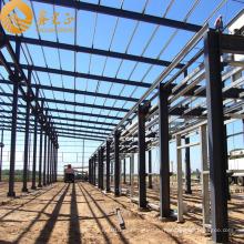 Ce ISO Сертифицированный сборный стальной конструкционный склад (SS-16)