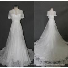 Шифон Линии Вечерние Платья Свадебные Свадебное Платье Ф5090