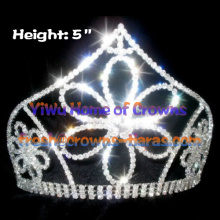 Big Flower 5inch Height Crowns